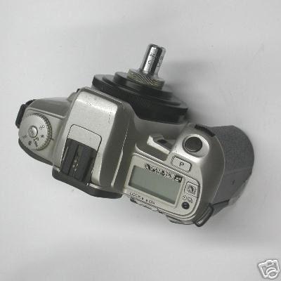 Canon eos EF adattatore  per obiettivo ZENZA BRONICA S2A raccordo