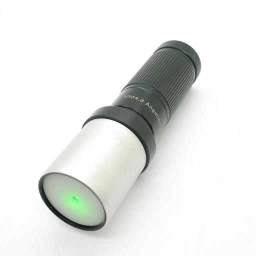Stella artificiale per calibrazione spettrale 5850Å taratura spettroscopio