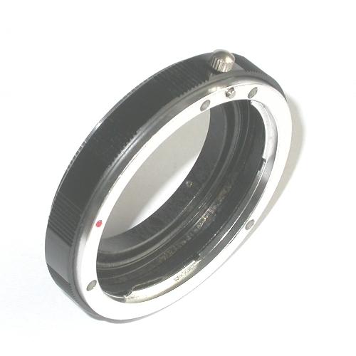 4/3 anello adattatore a obiettivo Canon EOS versione MACRO raccordo adapter