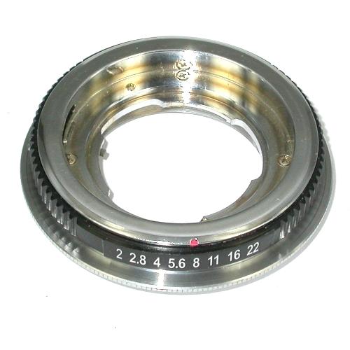 Nikon adattatore per obiettivo Voigtlander Bessamatic Retina DKL Raccordo