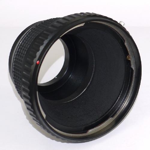 Micro 4/3 baionetta fotocamera adattatore per obiettivo  Hasselblad