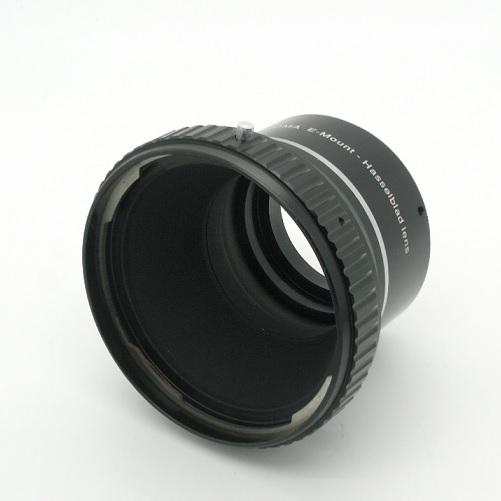 Sony NEX baionetta fotocamera adattatore per obiettivo Hasselblad