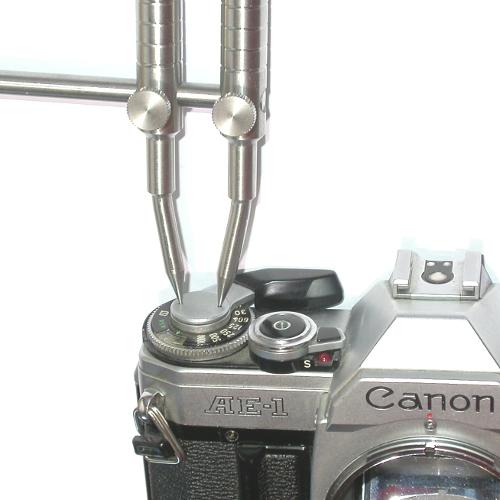 Giravite chiave a compasso a punta reversibile interno esterno in acciaio INOX