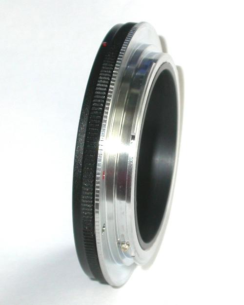 Canon eos anello giunzione baionetta lens / lens  EF / FD