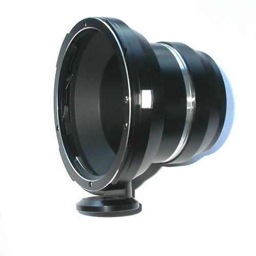 micro 4/3 Olympus Lumix Panasonic anello raccordo a obiettivo Pentax 6x7 67