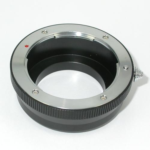 NIKON N1 (V1, J1, ...) anello raccordo a obiettivo Canon eos EF