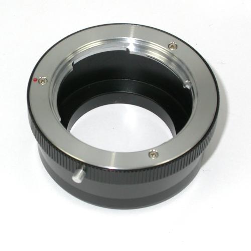 SONY NEX ( E mount ) anello raccordo a obiettivo KONICA manual focus