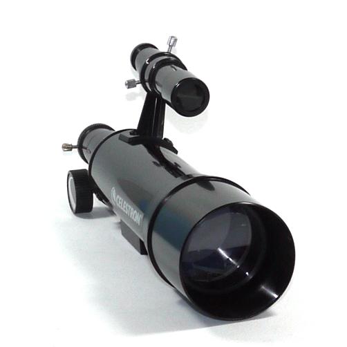 Kit per costruzione telescopio telescopio rifrattore Ø 50mm focale 350