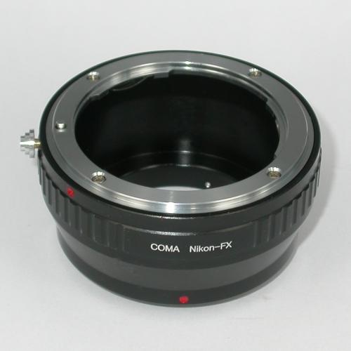 Fujifilm X-Pro1 FX X Pro1 adattatore raccordo per ottiche NIKON F AIS
