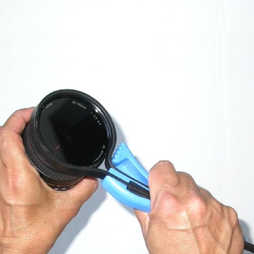 BOA CONSTRICTOR chiave avvolgente in gomma: apre avvita svita stringe