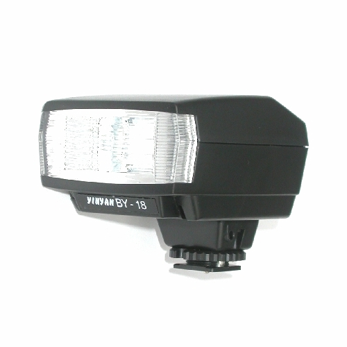 Flash universale ( Nikon - Canon - Pentax ...) manuale compatto  NG 18
