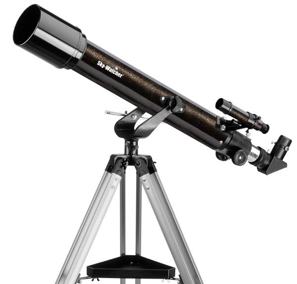 Telescopio rifrattore acromatico Ø 60mm con montatura altazimutale