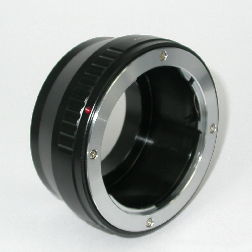 Fujifilm X-Pro1 FX X Pro1 adattatore raccordo per ottiche Olympus OM