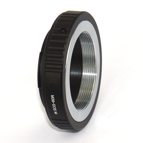 Eos M anello raccordo a obiettivo Leica m39