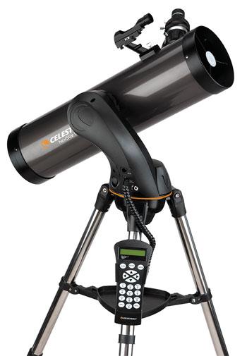 CELESTRON Telescopio riflettore computerizzato Nexstar 130 SLT    CE31145-DS