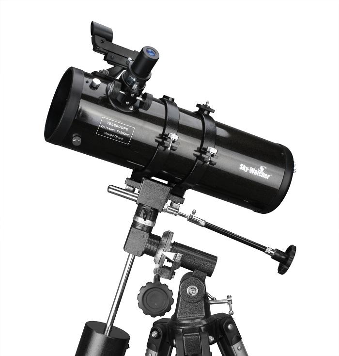Sky-Watcher telescopio riflettore   diametro 114 focale 500 mm