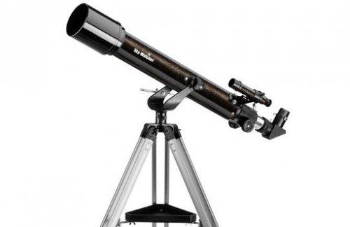 sky-watcher autotrack 707 telescopio diametro 70 mm focale 700 motorizzato