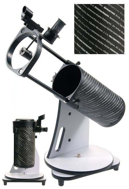 Sky-Watcher telescopio Dobson Heritage  Ø 130  f. 900  con montatura