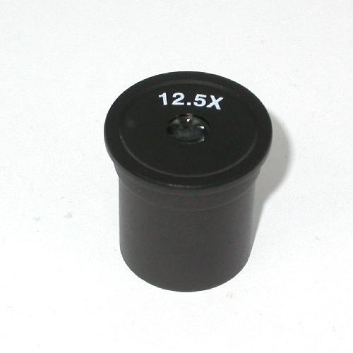 Oculare 12,5X per microscopio con diametro portaoculare di 23,2 mm