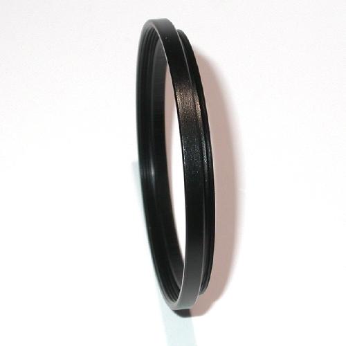Anello riduzione filtri per ottiche Ø 58 a filtro E 60 ( Leica )