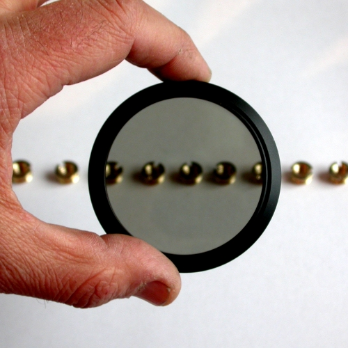 Filtro ND a densità variabile nd 2-128 Ø62 diametro 62mm