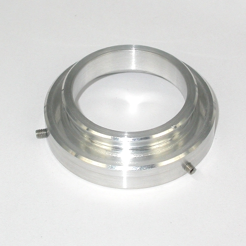 adattatore  testa LEICA ORTOPLAN Ø 50mm (512172) a microscopi innesto Ø 43mm