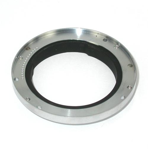 Mandrino per tornio 3 ganasce a serraggio automatico con foro passante  Ø 210 mm