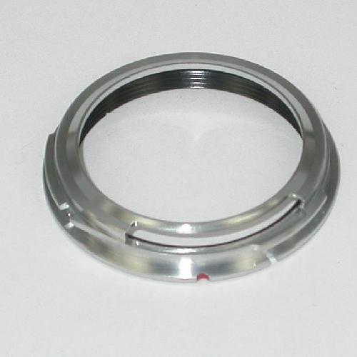 Contax / Yashica anello di raccordo per vite 39x1 tipo Leica