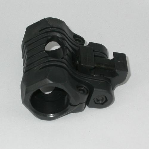 Attacco rapido  per torcia tattica, laser, puntatore, ecc ø 1`` con scina 20-22
