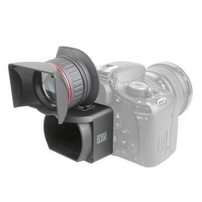 MIRINO 3.0X per schermo LCD 3``  wiewfinder Canon Nikon Pentax Sony ..