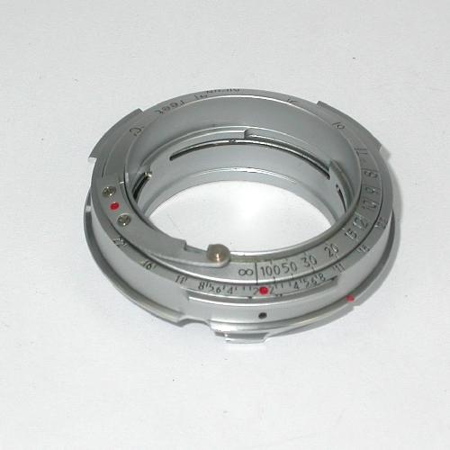 Leica baionetta M  anello raccordo a obiettivo Contax telemetro RF