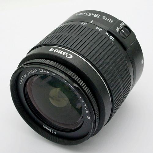 Obiettivo Canon EF-S 18-55mm