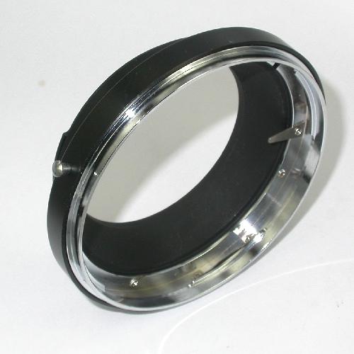 MAMIYA 645 fotocamera adattatore per obiettivo ZENZA BRONICA SQ adapter ring