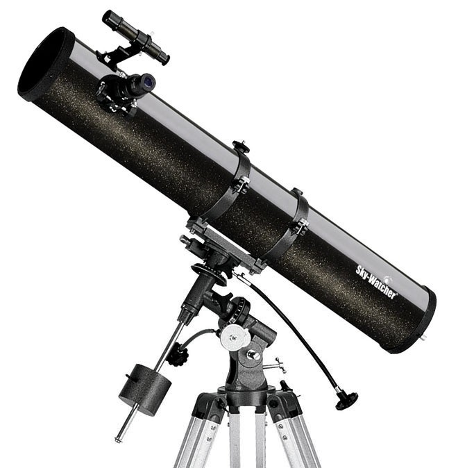 Sky-Watcher telescopio Newton  Ø 114  f. 1000  con montatura EQ1