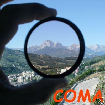 Olympus OM anello adattatore a obiettivo Canon EOS versione MACRO