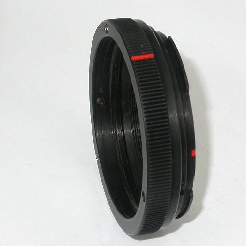 MAMIYA 645 fotocamera adattatore per obiettivo Kiev 80/88 Raccordo adapter ring