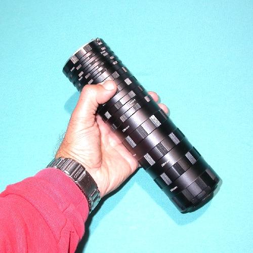 Canon Eos EF Set tubi prolunga per foto super MACRO