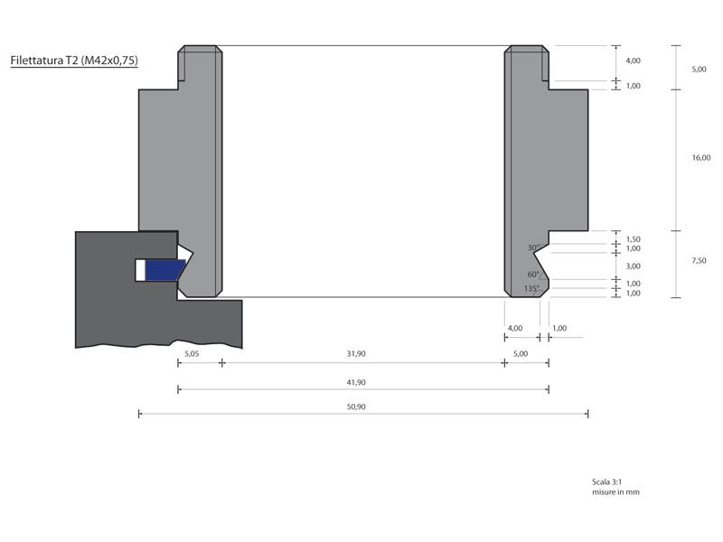 Realizzazione specchi su Vs. disegno ( 3 + 3 pezzi)