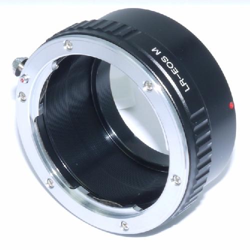 Eos M anello raccordo a obiettivo Leica R