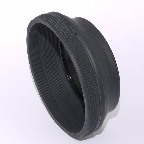 Paraluce retrattile in gomma Ø 46mm rubber hood Japan