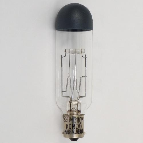 Lampadina proiettore - projection projector lamp KP 8 1/2 220V 300W
