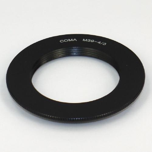 4/3 Baionetta Adattatore for lens M39 a basso profilo a corpo Olympus E  Lumix