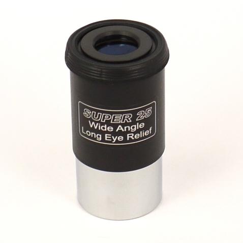 25mm Oculare SUPER 25 attacco diametro Ø 1,25``  31,7mm eyepiece