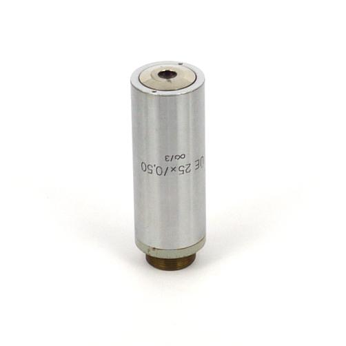 Obiettivo CARL ZEISS JENA 356107 UE25 x /0,50 8/3  attacco Ø 14mm