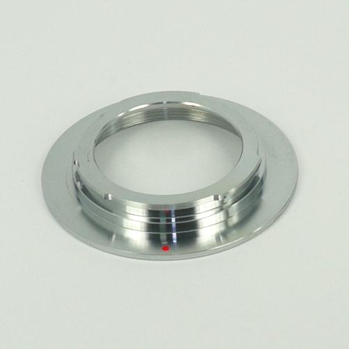 Minolta MD  adattatore obiettivo lens vite 42x1 M42 M 42 Raccordo adapter ring