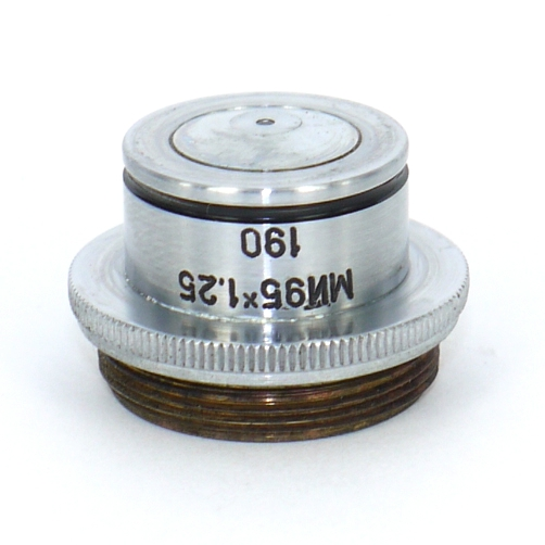 Obiettivo cccp LOMO  MI 95 x 1,25  190