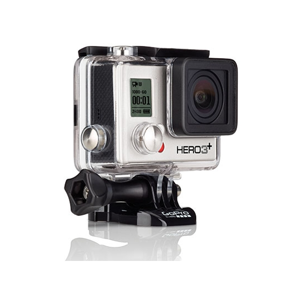 Videocamera HD HERO3+ Silver Edition