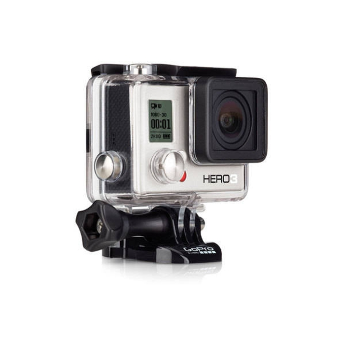 Videocamera HD HERO3 White Edition - Slim Case