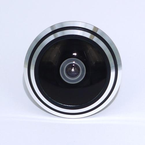 Obiettivo CCTV telecamera passo S mount focale 1.78 Fisheye board lens