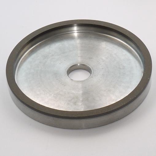 Mola a tazza diamantata a grana fine per macchine utensili Ø 200 mm